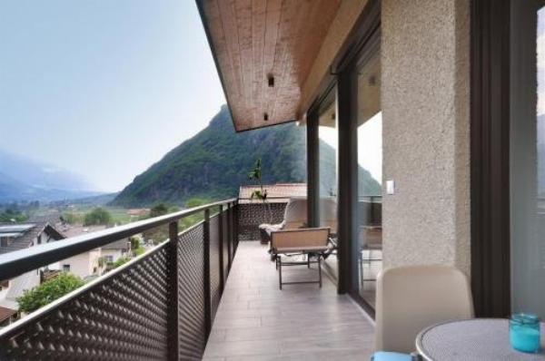 Alpenchalet Apartments Partschins