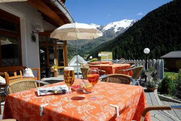 Hotel Alpenjuwel Melago