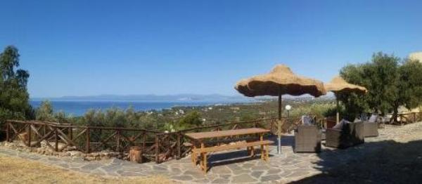 Dépendance vista mare Sardinia Island