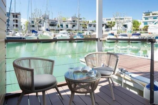 Portoverde Luxury Houseboat Misano Adriatico