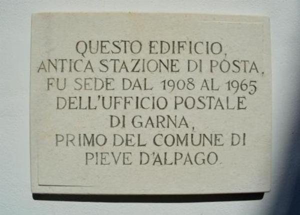 Alla Posta guest house Puos d'Alpago