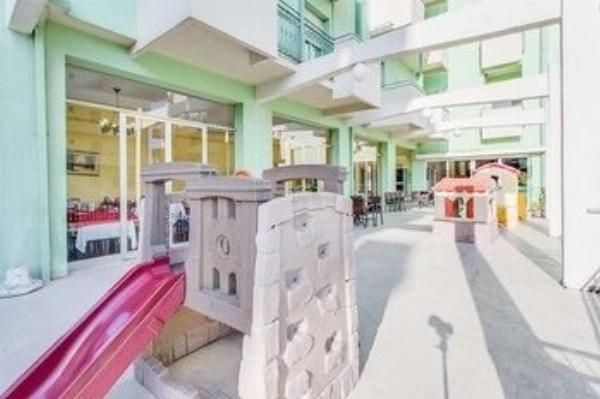 Hotel Abacus Villamarina di Cesenatico
